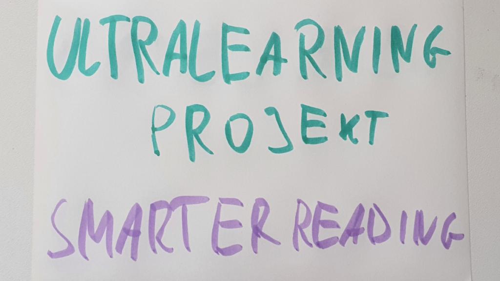 ultralearning projekt smarterreading header